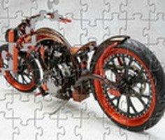Motorsiklet Yapboz