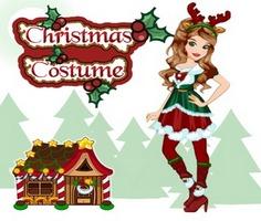 Noel Kostümü oyunu oyna