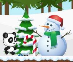 Noel Panda Koşusu