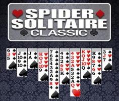 Klasik Örümcek Solitaire oyunu oyna