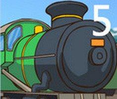 Kömür Treni 5 oyunu oyna