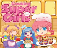 Cooking: Super Girls