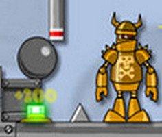 Robot Parçalama