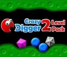Çılgın Kazıcı 2 Seviye Paketi