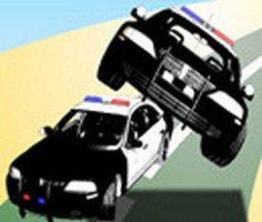 Çilgin Polis Arabasi