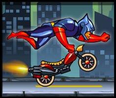 Çılgın Motosiklet Dublörü