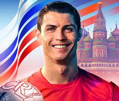 Cristiano Ronaldo: Şut ve Koşu