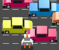 Crossy Road Online oyunu oyna