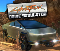 Cybertruck Drive Simulator