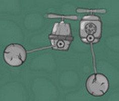 Helikopter Robotlar