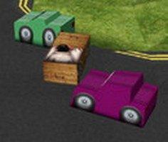 3D Kart Yarışı