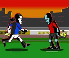 Death Penalty Zombie Football