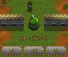 Savunma Matematiği oyunu oyna