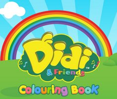 Didi and Friends Colouring Book
