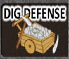 Savunma Oyunu - Dig Defense