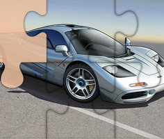 Digital Vehicles Jigsaw Puzzle 2