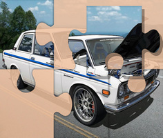 Digital Vehicles Jigsaw Puzzle