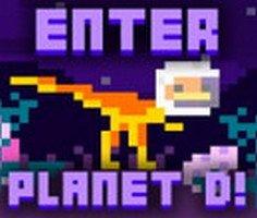 Dinozor Koşusu: Gezegen D