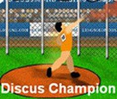 Disk Atma Şampiyonu
