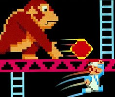 Donkey Kong Mario 2