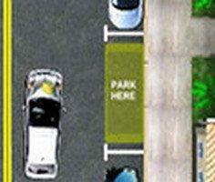 Sürücü Adayi Araba Park Etme