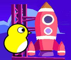 Ördeğin Hayatı: Uzay