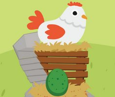 Yumurta Sepete oyunu oyna