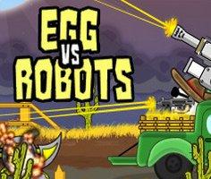 Yumurta Robotlara Karşı