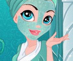 Buz Prensesi Makyajı