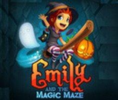 Emily ve Sihirli Labirent