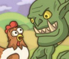 Gıdaklayan Tavuklar