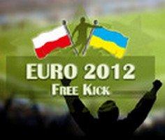 Avrupa Futbol Şampiyonası 2012 Serbest Vuruş