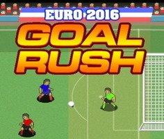 Euro 2016 Gol Koşusu oyunu oyna