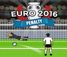 Euro 2016 Penaltı oyunu oyna