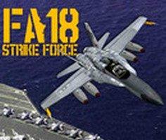 F18 Savaş Uçağı