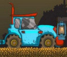 Çiftlik Yük Taşıma Traktörü