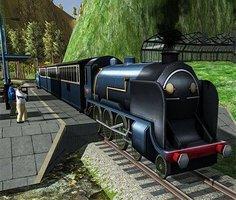 Avrupa Hızlı Tren Simülatörü
