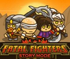 Ölümcül Savaşçılar: Hikaye Modu