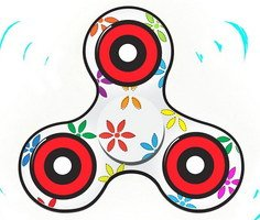 Fidget Spinner Coloring Pages