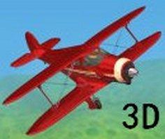 3D Akrobasi Uçağı