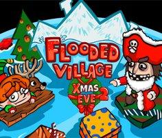 Köy Sular Altında Noel Arifesi 2