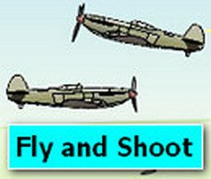 Fly and Shoot