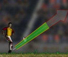 Futbol Aşırtma Gol Oyunu