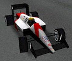 Formula Sürücüsü 3D