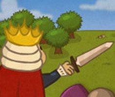 Kral ve Dört Prensesler oyunu oyna