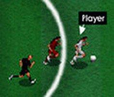 Basit Futbol Oyunu