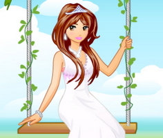 Bahçe Prensesi Giydirme oyunu oyna
