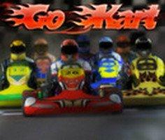 Go Kart Yarışı 3D