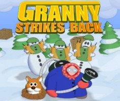 Kızgın Büyükanne