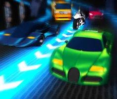 Hızlı Araba Sürme Gelecek